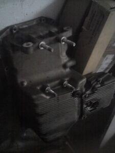 Alfa Romeo 1.4 Twin Spark coppa oil sump +also/elseAvailable(univers) Oil Cooler