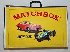 RARE VINTAGE 1960s MADE FOR MATCHBOX LESNEY SHOWCASE CAR