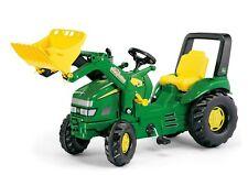 Rolly Toys Trettraktor X-Trac John Deere mit rollyTrac Lader 046638 NEU
