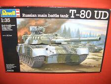 1/35 Revell 03079, Russian Main Battle Tank T-80 UD