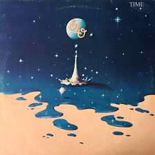 ELECTRIC LIGHT ORCHESTRA ‎- Time (LP) (VG/G)