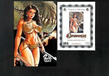 Cavewoman: Raptorella #1 NM 9.4 Special Edition Cover D with COA!