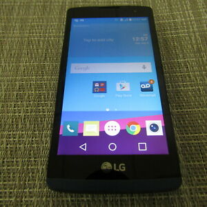 LG TRIBUTE 2 DUO, 8GB - (UNKNOWN CARRIER) CLEAN ESN, WORKS, PLEASE READ!! 40551
