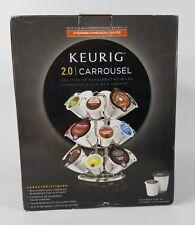 keurig carousel 2.0 k cup holder