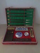 (7660) Zhugda Calligraphy Set Box - Chinese