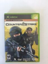 COUNTER STRIKE --- XBOX Complete CIB w/ Box, Manual