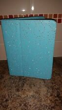 iPad/Tablet Sparkly Turquoise Case