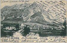 CARTOLINA d'Epoca BELLUNO  - San Vito di Cadore 1904