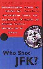 WHO SHOT JFK? (Pocket Essentials), Robin Ramsay, New Book