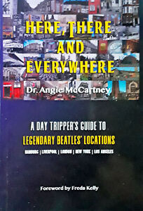 HERE, THERE & EVERYWHERE -DAY TRIPPER'S GUIDE TO LEGENDARY BEATLES LOCATIONS PB