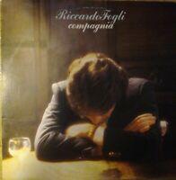VINILE LP RICCARDO FOGLI - COMPAGNIA 33 GIRI ANNO 1982 STAMPA ITALY  PRD 20317