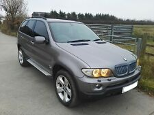 E53 BMW X5 3.0d - BREAKING. STERLING GREY - M57TUD30 218hp (04-06) ALL PARTS
