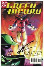 Green Arrow (2001) 6 Signed Phil Hester Autographed DC Kevin Smith Batman Demon