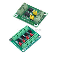 PC817 2/4-Way Optocoupler Isolation Voltage Converter  3.6V-24VAdapter Module