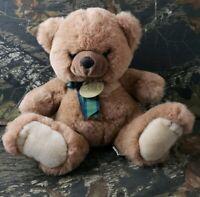Toy R Us 1994 Geoffrey Soft Classics Brown Teddy Bear Plush Stuffed Animal B3H