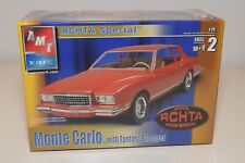 HH 1:25 AMT KIT CHEVROLET CHEVY MONTE CARLO RCHTA SHOW 2003 MINT BOXED SEALED 2