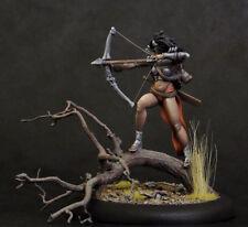 Nuovo con Scatola Scala 28mm Scout donna in miniatura, Fantasy