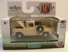 1958 '58 Gmc Stepside 4X4 Truck Auto-Trucks R54 M2 Machines Diecast 2019