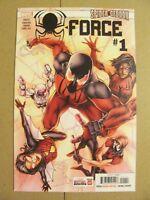Spider-Force #1 Marvel Comics 2018 Series Spider-Geddon 9.6 Near Mint+