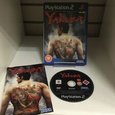 Yakuza PS2 Playstation 2 Game - Fast and Free Delivery