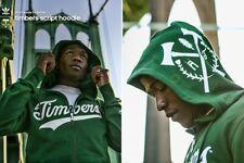 Portland Timbers MLS Capsule Collection Zip Script Hoodie Adidas Originals 2XL