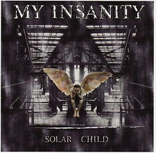 My Insanity ‎CD Solar Child - Switzerland (M/M)