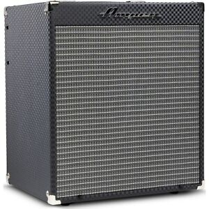 Ampeg Ampeg Rocket Bass RB-110 1x10 50W Bass Combo Amp Black and Silver
