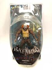 Batman Arkham City Series 3 Clown Thug Orange Hair Figure DC Direct 2012
