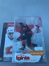 McFarlane NHL Series 4 Jarome Iginla Chase Variant Black Action Figure Rare