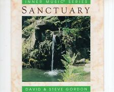 CD DAVID & STEVE GORDONsanctuaryNEAR MINT (R1029)