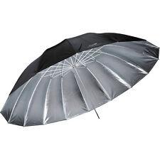 Impact 7' Parabolic Umbrella (Silver)