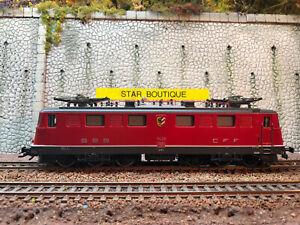 MÄRKLIN 3332 HO - Locomotive Co.Co. Ae 6/6 N°11429 ep IV SBB/CFF blason ALTDORF