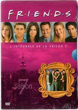 FRIENDS - Intégrale saison 7 - Coffret 3 boitiers slim - 3 DVD - NEUF