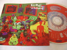 ED HALL - LA LA LAND - CD butthole surfers paul leary drain crust asteroid WATA