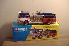 ~Corgi Classics~Mack Cf Pumper~City Of Napa Fire Dept.~ In Box~52003~