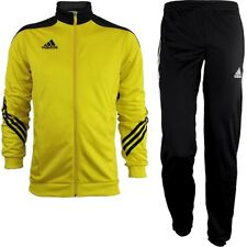 Adidas Sereno 14 kid's boy's tracksuit jogging training 6 colors ZIP pockets NEW