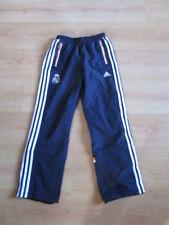 Pantalon de survêtement Réal Madrid Adidas Noir Taille 12 ans à - 48%