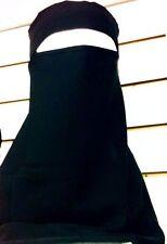 BELLY DANCE COSTUME HEADBAND COINS FACE MASK VEIL TRIBAL BEDOUIN BURKA BORQA NEW