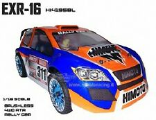 HI4195BL Sport Rally Brushless EXR-16 Himoto 1/16 2.4Ghz 4WD RTR HSP RK
