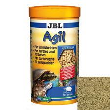 JBL Agil 1 Liter Wasser Schildkröten Futter Schwimmfähige Futtersticks
