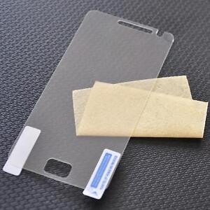 HTC ONE M8 Schutzfolie Displayschutz Schutz Displayschutzfolie Folie