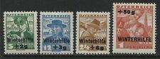 Austria 1935 Semi-Postal set of 4 unmounted mint NH