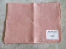 10% Off Weeks Dye Works 30 count Hand-dyed Linen - Sanguine