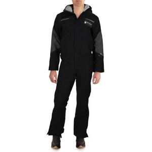 Spyder Mens Water Resistant Insulated Snowsuits & Bibs Outerwear BHFO 9960