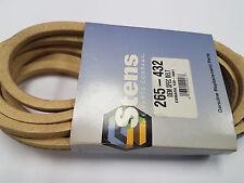 "DECK Belt FITS Exmark 109-3661 Quest with 52"" Deck Stens 265-432"