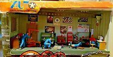 Playgo American Auto Garage Service Center 1:18 24 Shop Equipment Tool Diorama