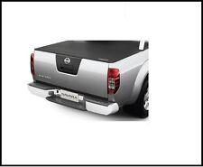 Complete Rear Bumper Chrome For Nissan Navara D40 Pick Up 3.0DCi/TD (05/2010+)