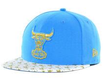 Chicago Bulls new NBA Star Hook Sky Blue 59Fifty Hat Cap 7 1/2 $36