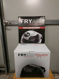 New Fry AIr Touch FRY002 10 Litre Including Deluxe Accessory Package