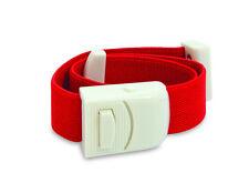 Tourniquet Quick Release Buckle Rosso per i primi soccorsi, medico, infermiere e dell' uso generale